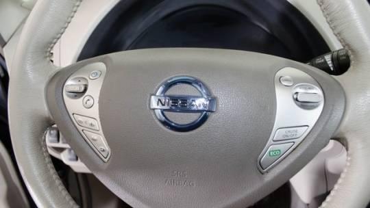 2013 Nissan LEAF 1N4AZ0CPXDC406851