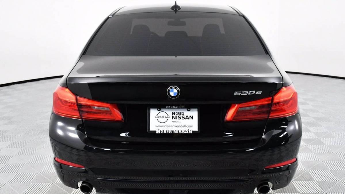 2018 BMW 5 Series WBAJA9C57JB033304