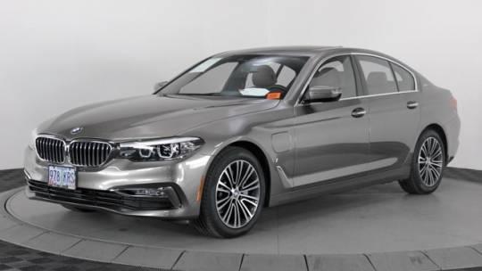 2018 BMW 5 Series WBAJB1C52JB084563