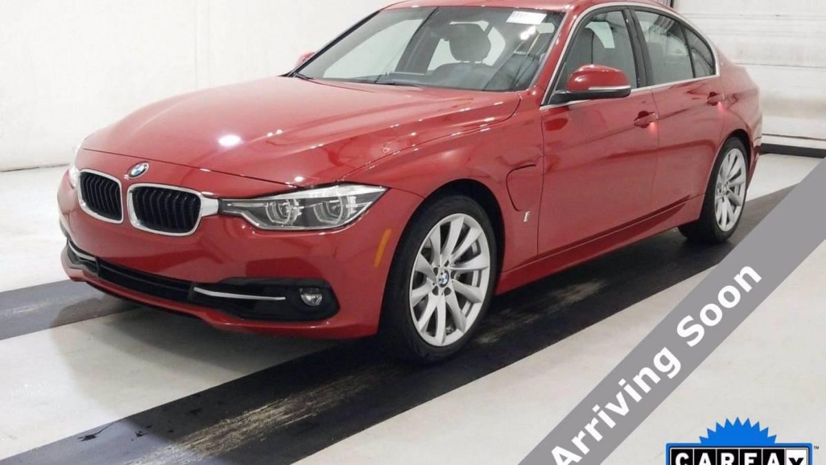 2018 BMW 3 Series WBA8E1C50JA765218