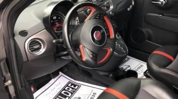2015 Fiat 500e 3C3CFFGE7FT598152
