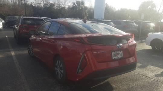 2020 Toyota Prius Prime JTDKARFP8L3144493