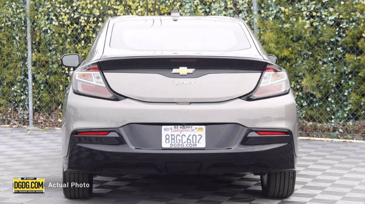 2017 Chevrolet VOLT 1G1RC6S57HU217391