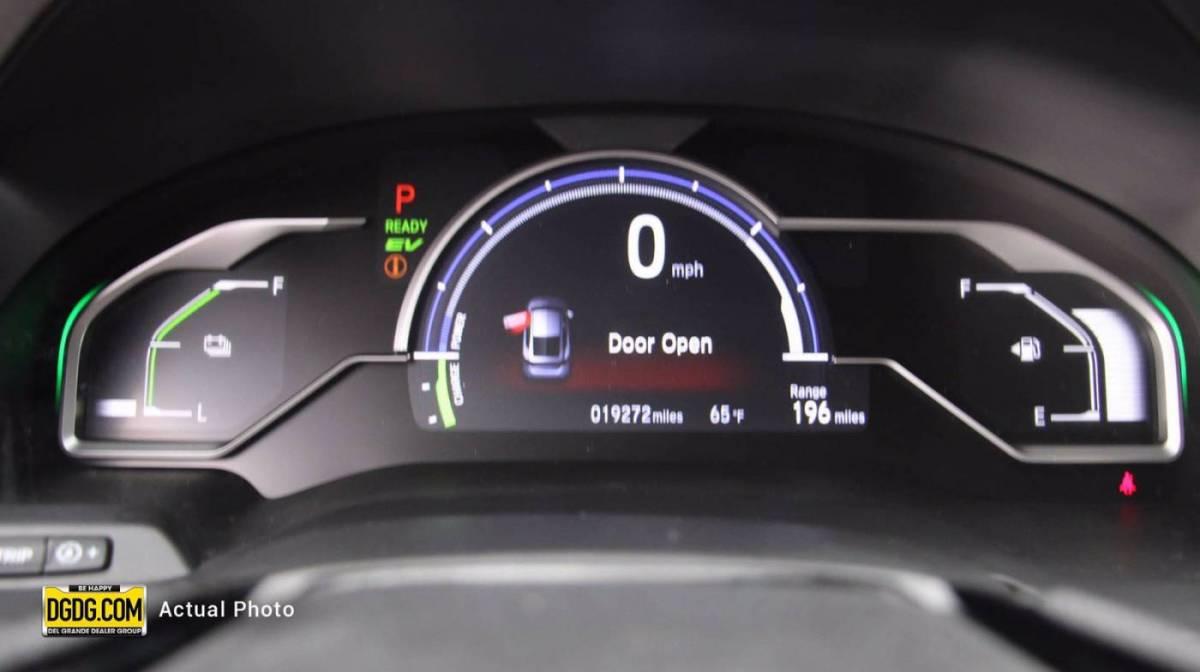 2019 Honda Clarity JHMZC5F14KC002815
