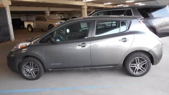 2017 Nissan LEAF 1N4BZ0CP3HC300784