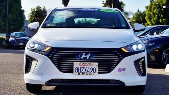 2019 Hyundai IONIQ KMHC75LD8KU147114