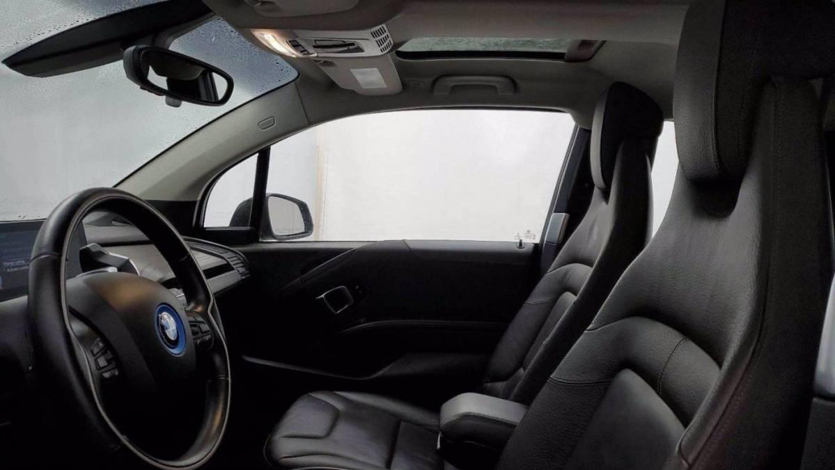 2017 BMW i3 WBY1Z8C35HV892631