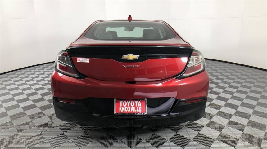 2018 Chevrolet VOLT 1G1RC6S50JU109832
