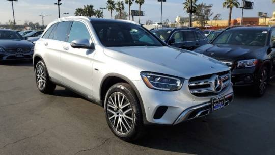2020 Mercedes GLC 350e 4MATIC W1N0G5DB5LF776400