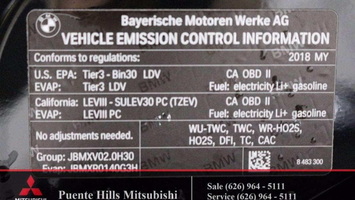 2018 BMW 5 Series WBAJA9C59JB034244