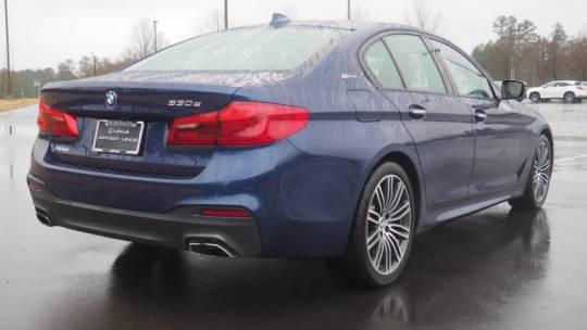 2018 BMW 5 Series WBAJA9C52JB250789