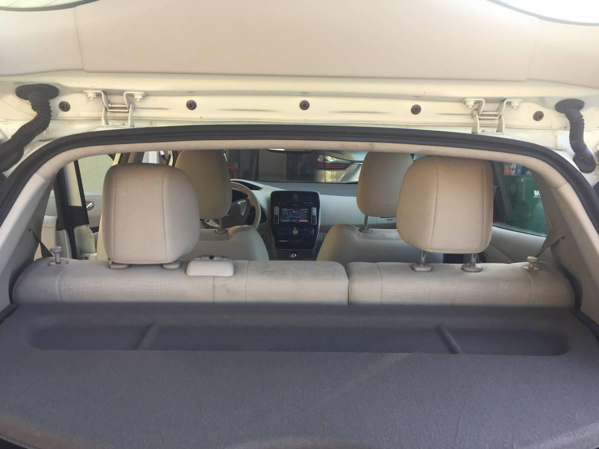 2011 Nissan LEAF JN1AZ0CP1BT000788
