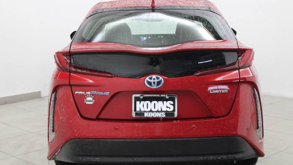 2020 Toyota Prius Prime JTDKARFP2L3130492