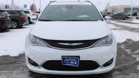 2020 Chrysler Pacifica Hybrid 2C4RC1N73LR267539