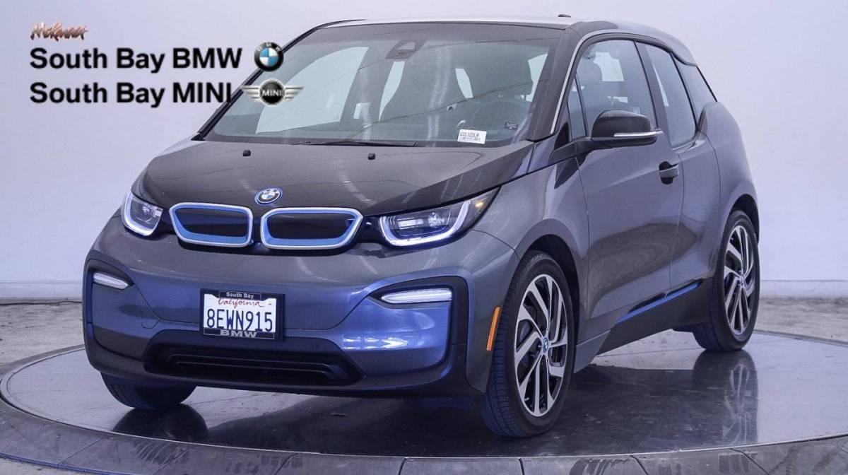 2018 BMW i3 WBY7Z2C5XJVE61977