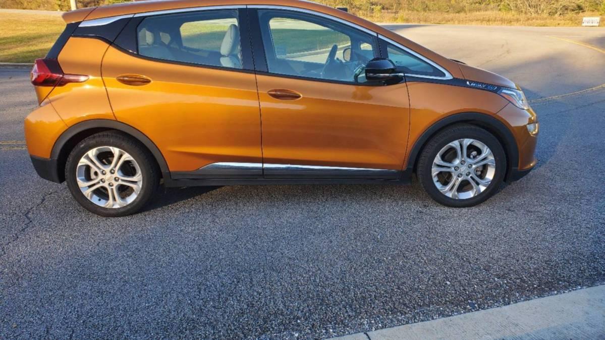 2017 Chevrolet Bolt 1G1FW6S04H4164809