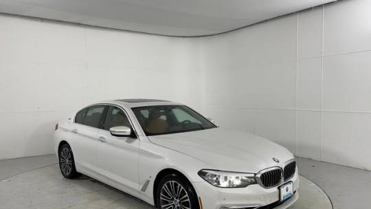 2018 BMW 5 Series WBAJB1C5XJB084178
