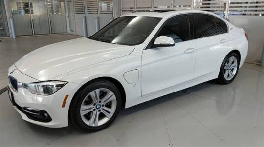 2018 BMW 3 Series WBA8E1C58JA762793
