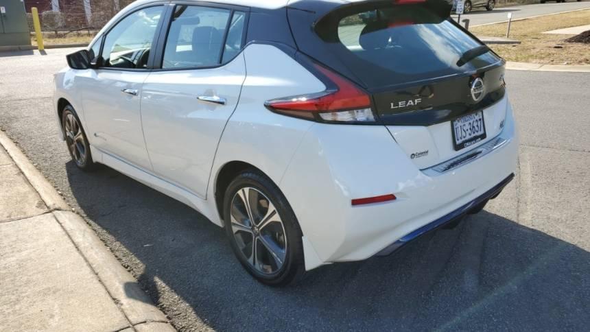 2019 Nissan LEAF 1N4BZ1CP7KC320842