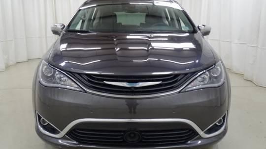 2018 Chrysler Pacifica Hybrid 2C4RC1N79JR172691