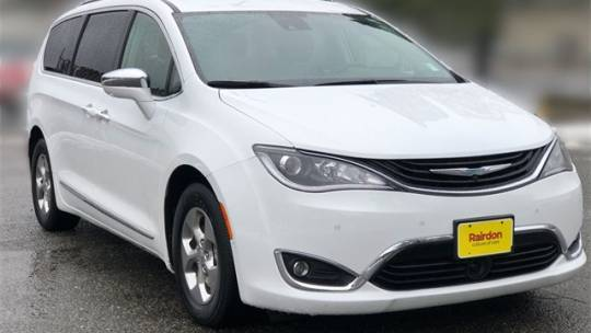 2018 Chrysler Pacifica Hybrid 2C4RC1N71JR358693