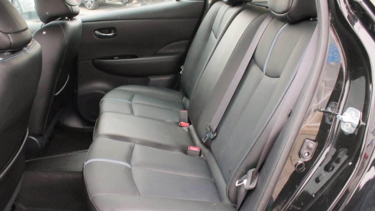 2018 Nissan LEAF 1N4AZ1CP4JC304558