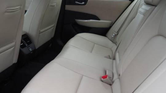 2018 Honda Clarity JHMZC5F35JC015153