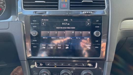 2019 Volkswagen e-Golf WVWKR7AU0KW919277