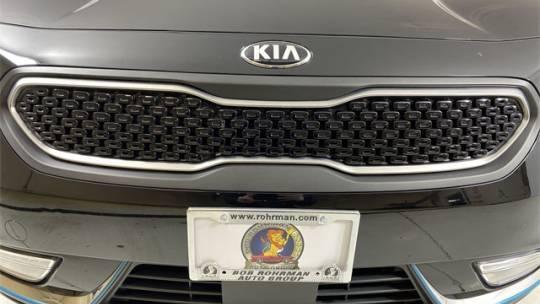 2019 Kia Niro KNDCD3LD2K5236222