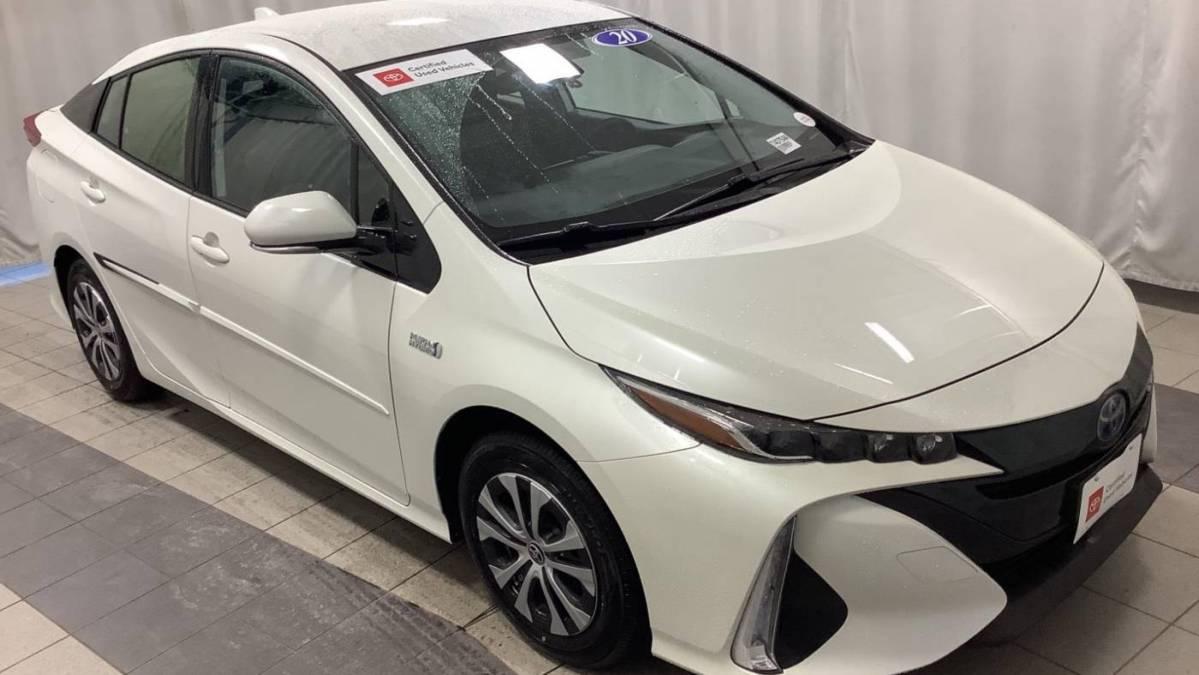 2020 Toyota Prius Prime JTDKARFP7L3153881