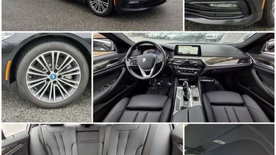 2018 BMW 5 Series WBAJB1C58JB084888