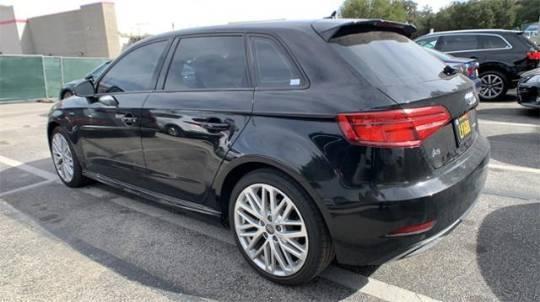 2018 Audi A3 Sportback e-tron WAUUPBFF5JA067495