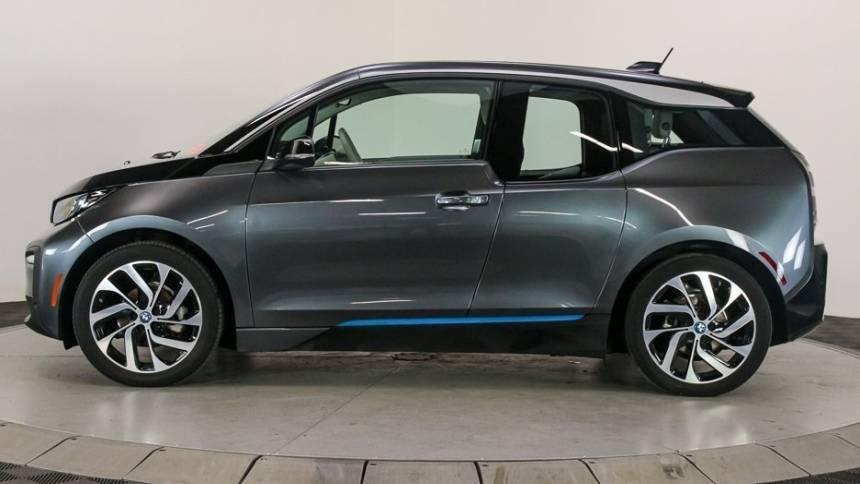 2018 BMW i3 WBY7Z4C50JVD97315