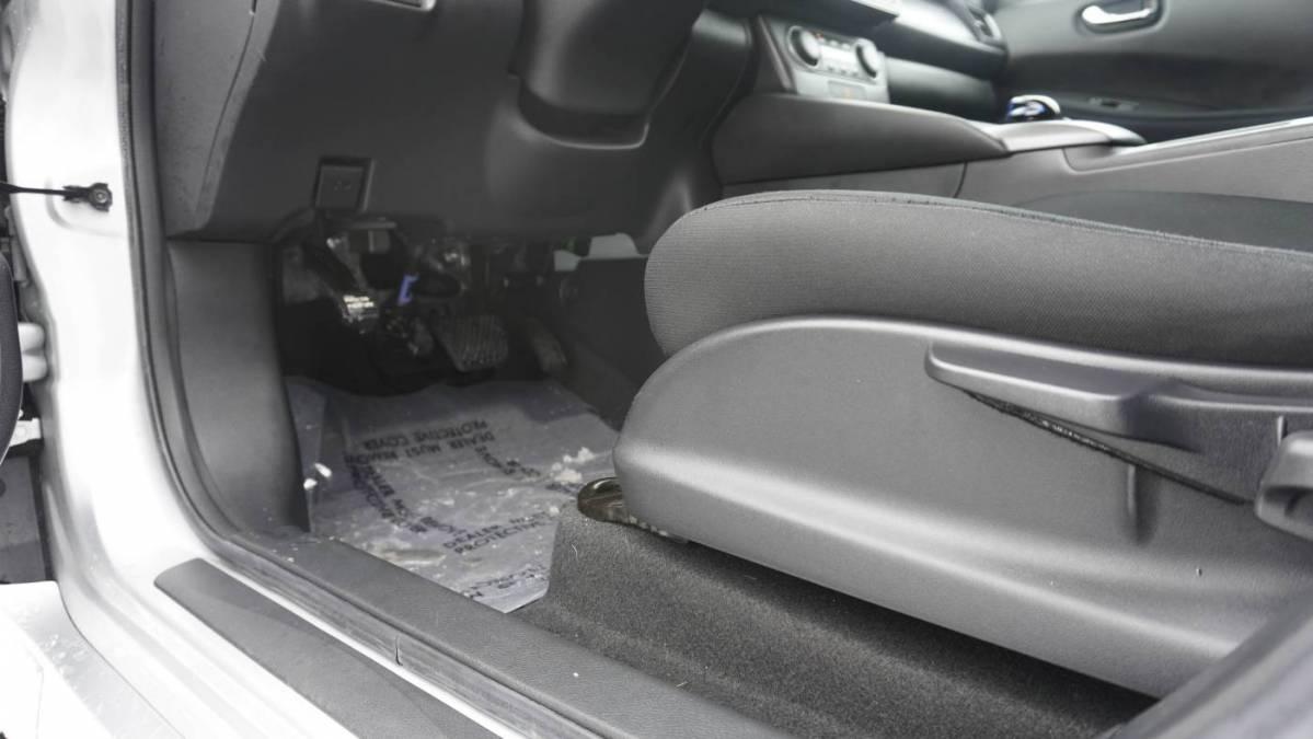 2019 Nissan LEAF 1N4AZ1CP4KC307249