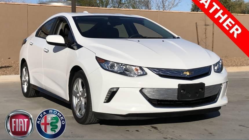 2018 Chevrolet VOLT 1G1RC6S57JU117104