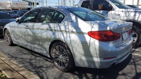 2018 BMW 5 Series WBAJA9C59JB250059