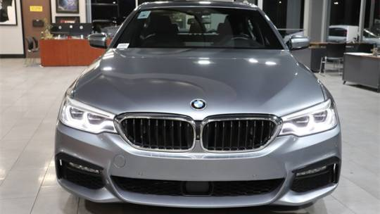 2018 BMW 5 Series WBAJA9C50JB033323