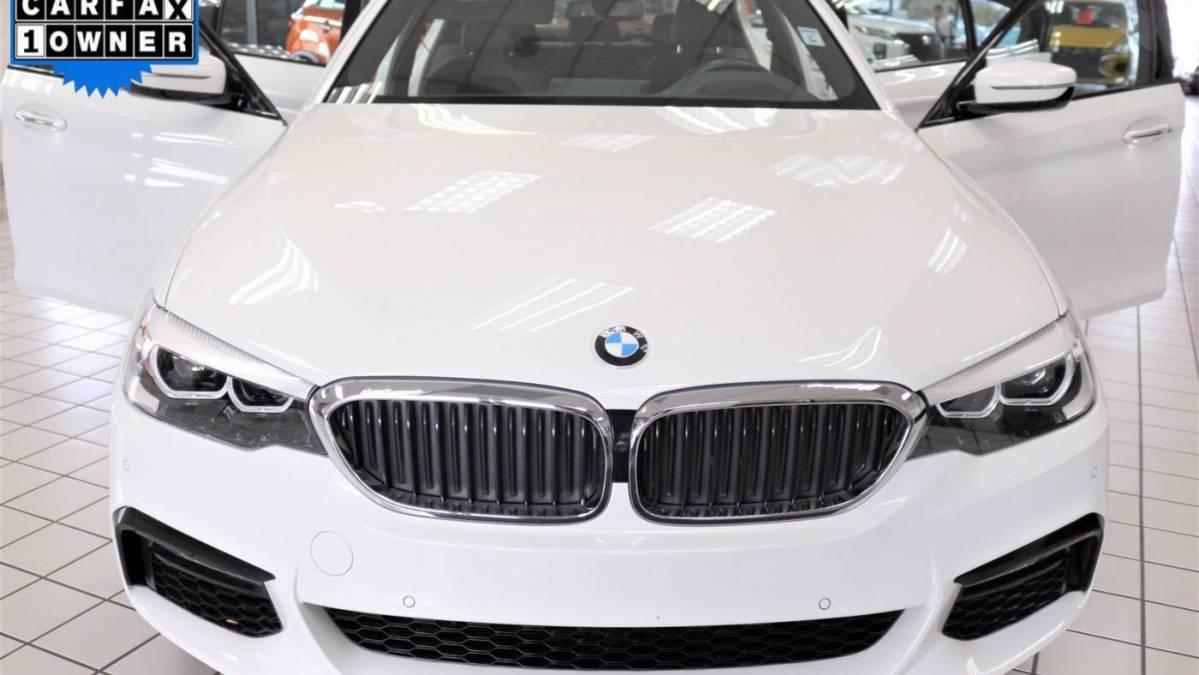2018 BMW 5 Series WBAJA9C51JB034061