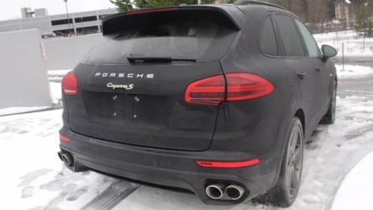2016 Porsche Cayenne WP1AE2A20GLA58117