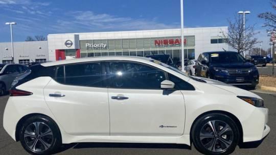 2019 Nissan LEAF 1N4BZ1CP2KC318612