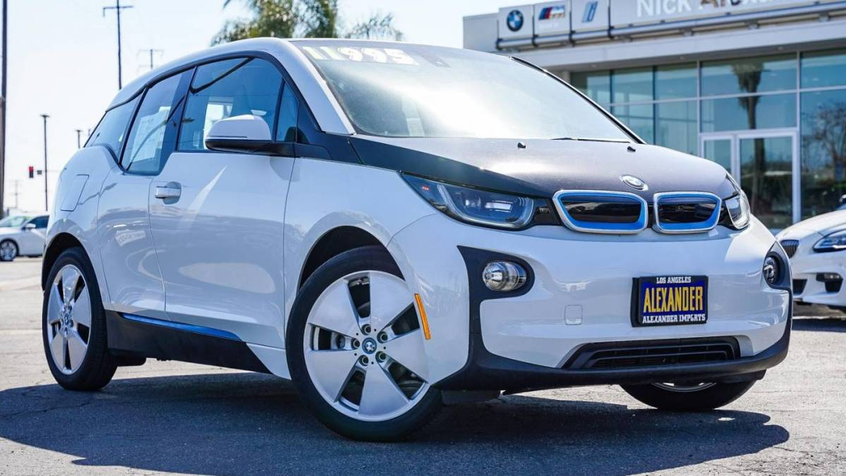 2014 BMW i3 WBY1Z2C54EV285811