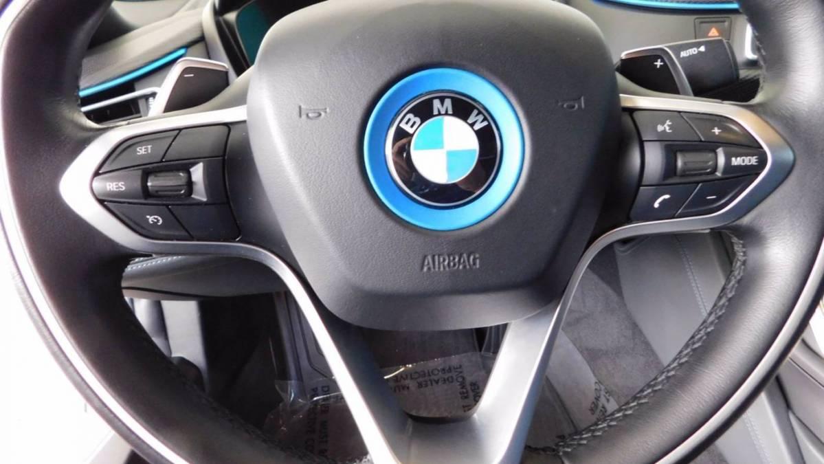 2019 BMW i8 WBY2Z6C50KVG97847