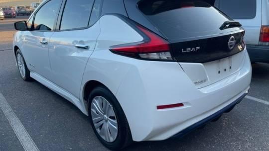 2018 Nissan LEAF 1N4AZ1CP7JC312945