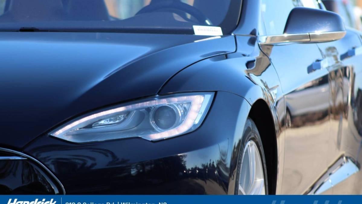 2014 Tesla Model S 5YJSA1H21EFP63462