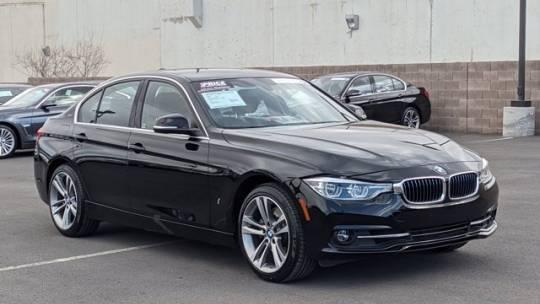 2018 BMW 3 Series WBA8E1C50JA178193