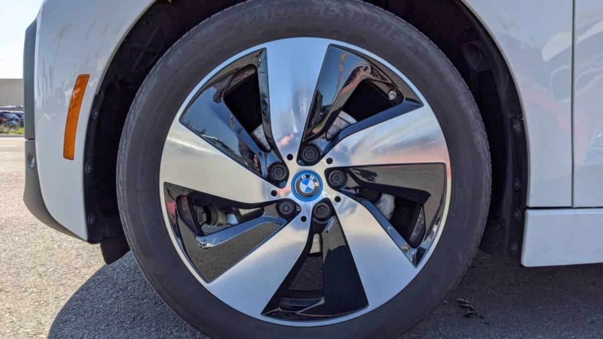 2018 BMW i3 WBY7Z2C56JVE61989