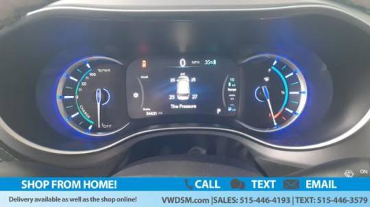 2018 Chrysler Pacifica Hybrid 2C4RC1N74JR124757