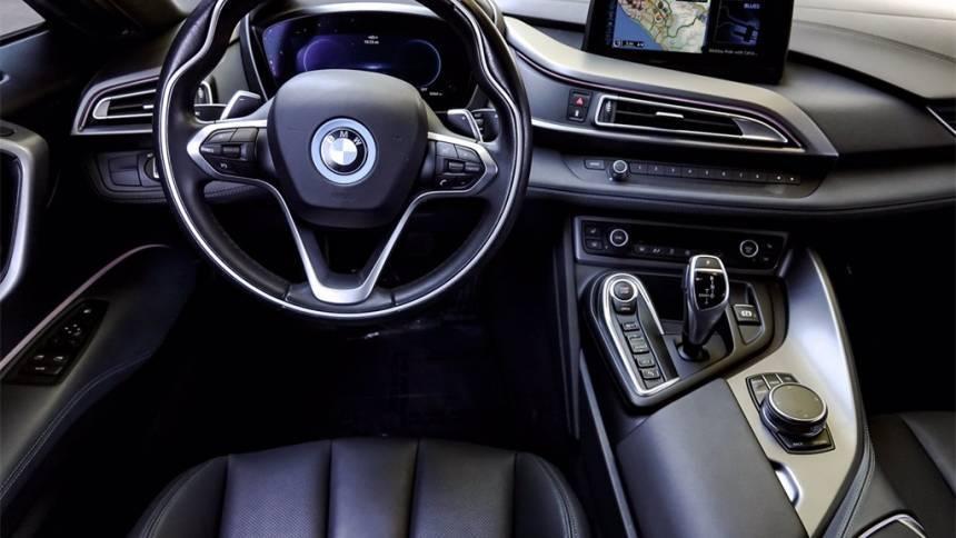 2017 BMW i8 WBY2Z2C39HV676671