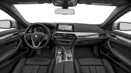 2018 BMW 5 Series WBAJB1C52JB085258