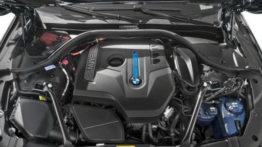 2018 BMW 7 Series WBA7J2C55JG938323